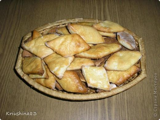 Печенье на кефире