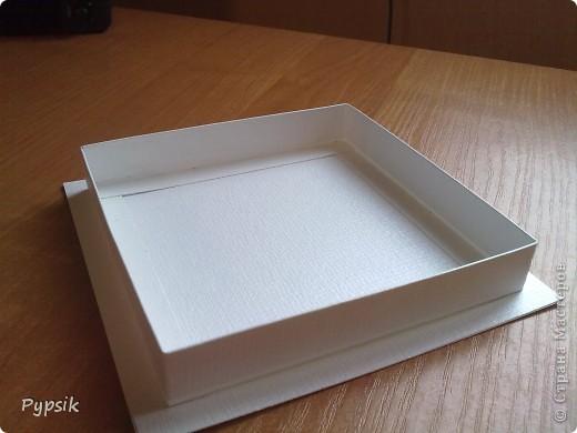 Мастер-класс, Упаковка,  : МК Коробочки Картон . Фото 6