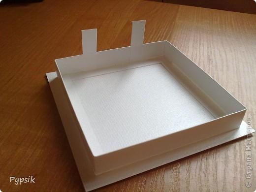 Мастер-класс, Упаковка,  : МК Коробочки Картон . Фото 7