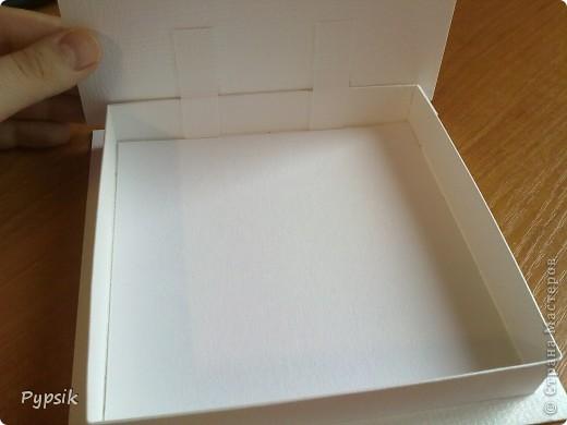 Мастер-класс, Упаковка,  : МК Коробочки Картон . Фото 11