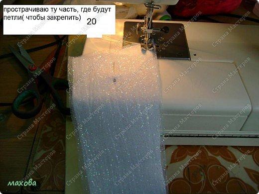Мастер-класс Шитьё: детский корсет для платья Ткань. Фото 20