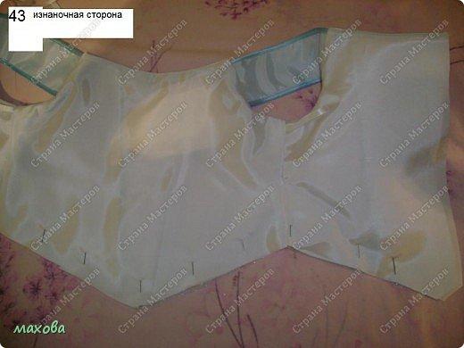 Мастер-класс,  Шитьё, : детский корсет для платья Ткань . Фото 43