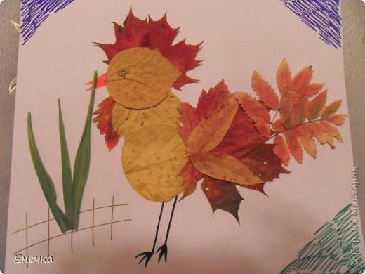 Осенние поделки в детском саду своими руками.