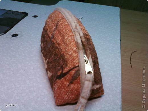 Мастер-класс,  Шитьё, : КОСМЕТИЧКА М.К. Ткань . Фото 1