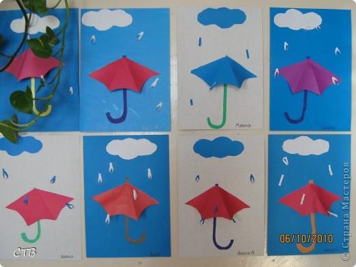 Поделки из бумага 1 класс