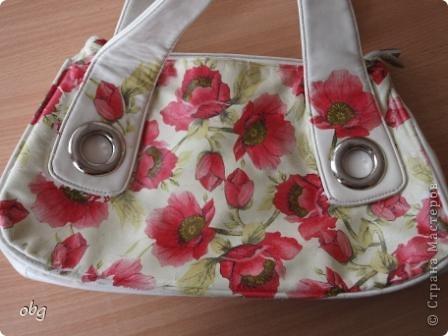 Декор предметов, Декупаж, : Декупажные сумки Салфетки .  Фото 2.