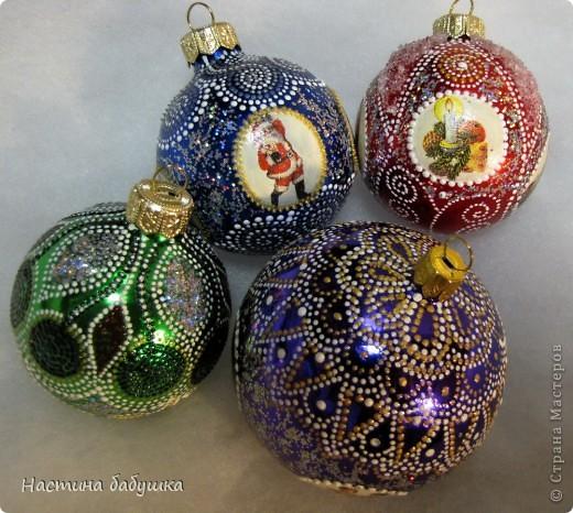 Декор предметов: Скоро, скоро Новый год...