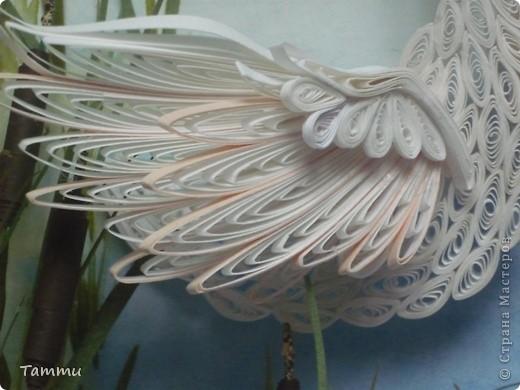 Как сделать крылья из квиллинга