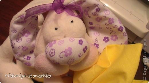 Игрушка, Мастер-класс,  Шитьё, : МК символа года 2011 Ткань Новый год,
