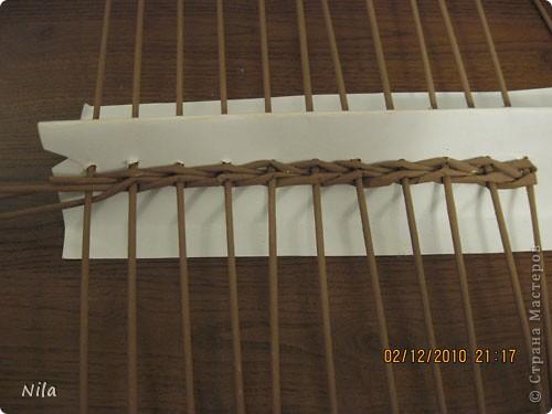 Мастер-класс Плетение: Плетение квадратной (прямоугольной ) коробки Бумага газетная. Фото 8