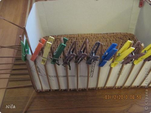 Мастер-класс Плетение: Плетение квадратной (прямоугольной ) коробки Бумага газетная. Фото 17