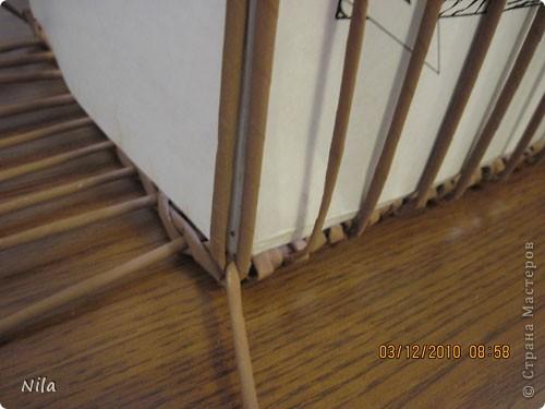 Мастер-класс Плетение: Плетение квадратной (прямоугольной ) коробки Бумага газетная. Фото 18