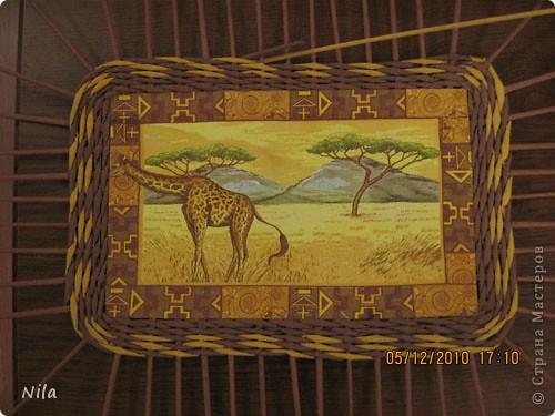 Мастер-класс Плетение: Плетение квадратной (прямоугольной ) коробки Бумага газетная. Фото 33