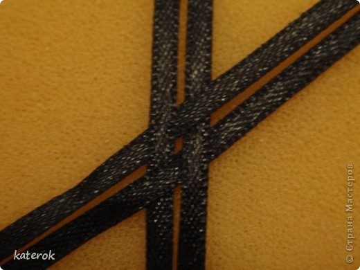 Мастер-класс, Украшение,  Бисероплетение, Плетение, Цумами Канзаши, : как я делаю шкатулки в смешанной технике Бисер, Картон, Ленты . Фото 2