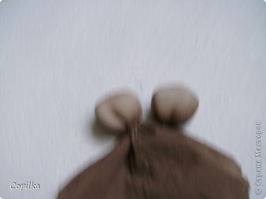 Мастер-класс, : МК игрушки-завязушки Материал бросовый Новый год, . Фото 15
