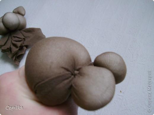 Мастер-класс, : МК игрушки-завязушки Материал бросовый Новый год, . Фото 16