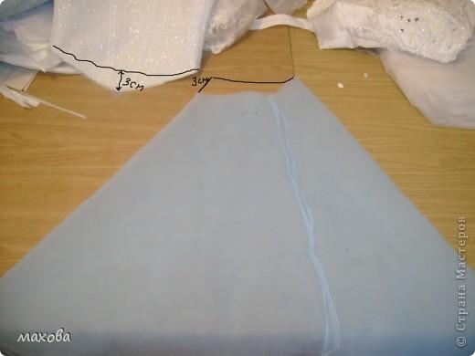 Мастер-класс,  Шитьё, : юбка к корсету  Ткань . Фото 2