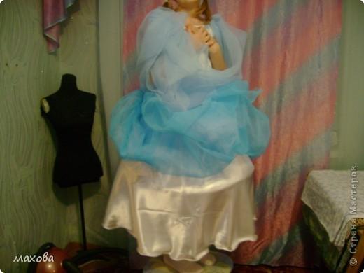 Мастер-класс,  Шитьё, : юбка к корсету  Ткань . Фото 19