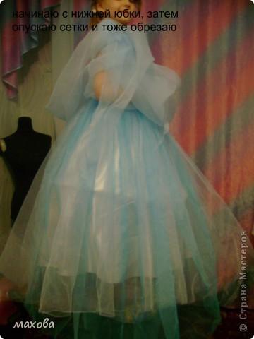 Мастер-класс,  Шитьё, : юбка к корсету  Ткань . Фото 22