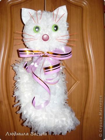 """Игрушка, Мастер-класс,  Моделирование, : МК """"Кролик"""" Материал бросовый День рождения, Новый год, . Фото 29"""