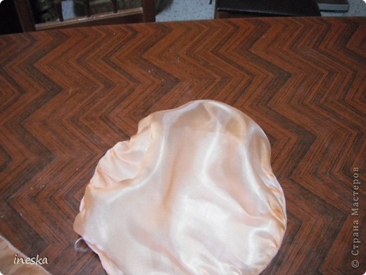 Мастер-класс Шитьё: Декор корзины для свадьбы для Лесной нимфы и  всем кому пригодится Свадьба. Фото 10