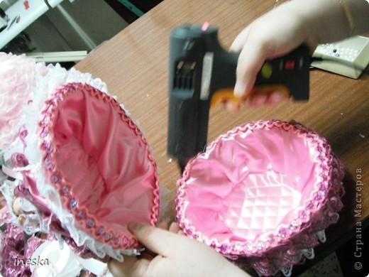 Мастер-класс: Мои шкатулки Барби обещанный МК 8 марта, Валентинов день, День рождения, День семьи, Новый год. Фото 32