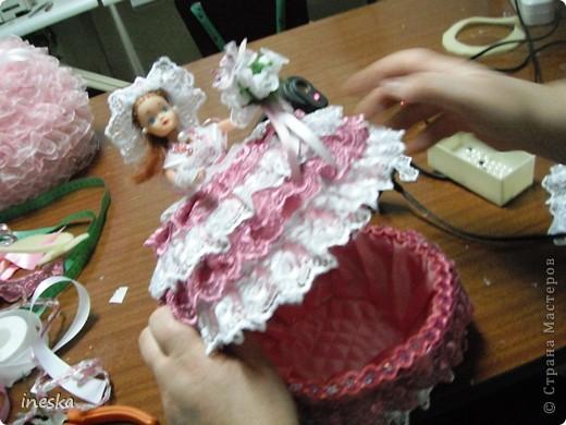 Мастер-класс: Мои шкатулки Барби обещанный МК 8 марта, Валентинов день, День рождения, День семьи, Новый год. Фото 33