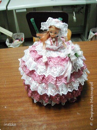 Мастер-класс: Мои шкатулки Барби обещанный МК 8 марта, Валентинов день, День рождения, День семьи, Новый год. Фото 34