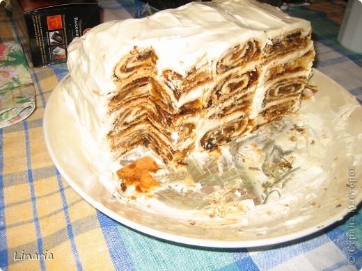 Кулинария, Мастер-класс, Рецепт кулинарный, : Мой новогодний торт Продукты пищевые . Фото 1