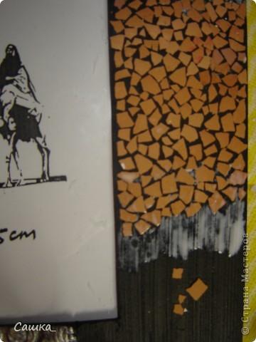 Декор предметов, Мастер-класс, Рамочки: Рамочка из скорлупы* Скорлупа яичная 8 марта, Валентинов день, День матери, День рождения, День семьи. Фото 2