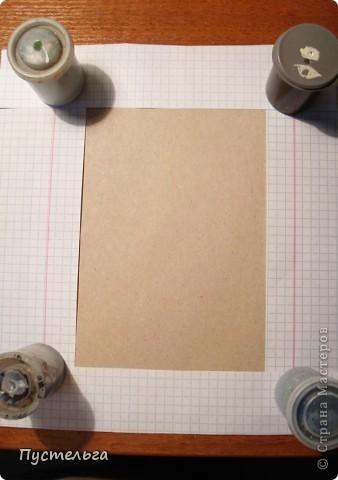 Мастер-класс Рисование и живопись: Аэрография для ребят Акварель, Материал природный. Фото 15