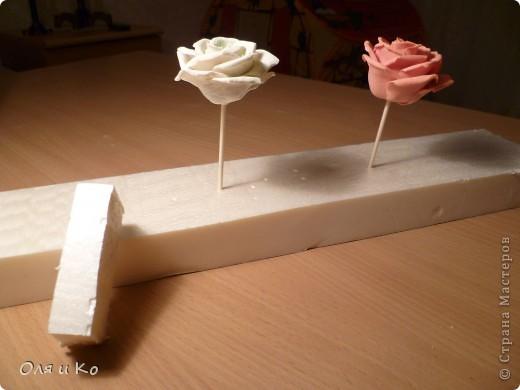 Мастер-класс, Материалы и инструменты,  Лепка, : Лепим соленую розу. Мой опыт Тесто соленое 8 марта, . Фото 3