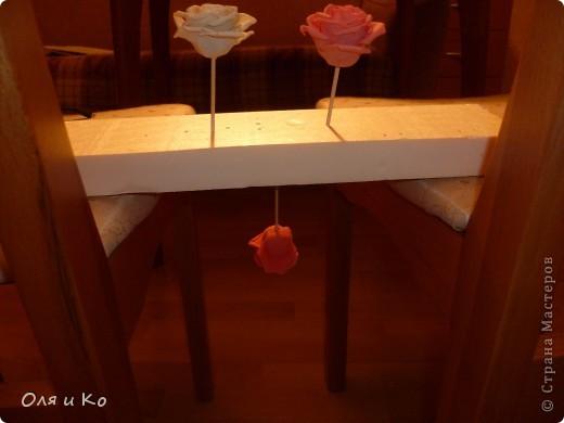 Мастер-класс,  Лепка, : Лепим соленую розу. Продолжение Тесто соленое 8 марта, . Фото 29