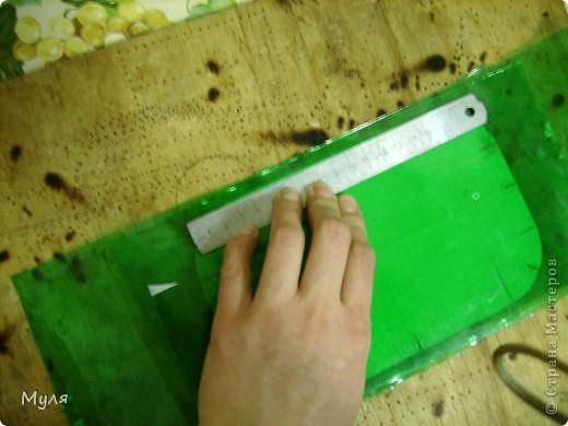 Мастер-класс,  Вязание крючком, : Контейнер для мелочей и косметичка. Нитки . Фото 14