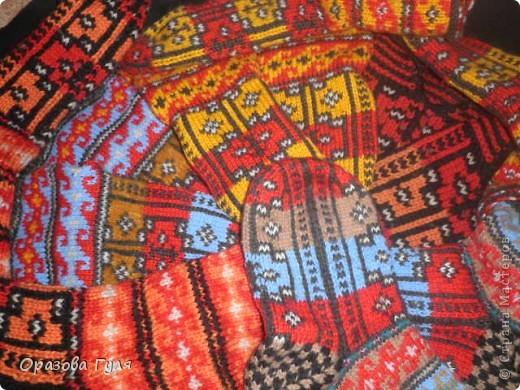 Мастер-класс Вязание: Яркие носки с орнаментом. Нитки. Фото 23
