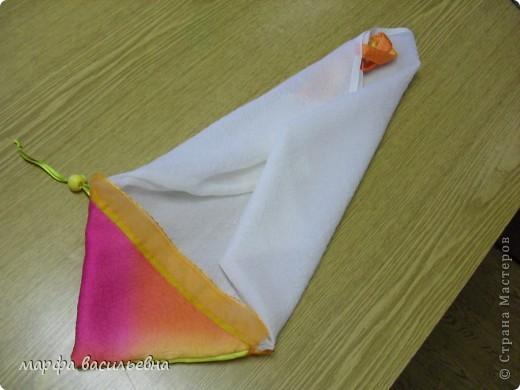 Мастер-класс Шитьё: На каждый день или в подарок. Ткань. Фото 15