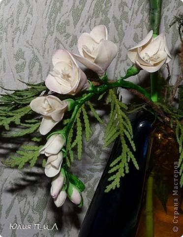 Мастер-класс, Материалы и инструменты, Поделка, изделие Лепка: Бугенвиллия...+ (холодный фарфор  - МК) Фарфор холодный. Фото 5