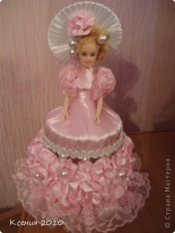 Поделка, изделие Моделирование: подарок  для  принцессы Ленты День рождения. Фото 1