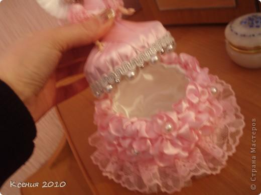 Поделка, изделие Моделирование: подарок  для  принцессы Ленты День рождения. Фото 5