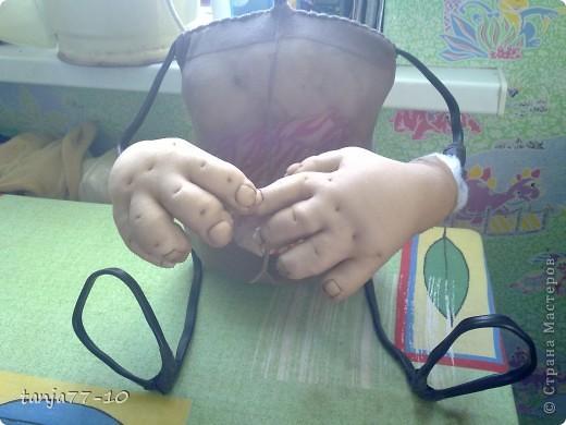 Конечно же руки