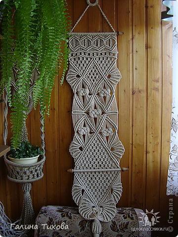 схемы плетения из веревки - Плетение.