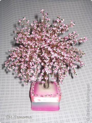 бисероплетение дерево фото схемы