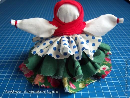 Кукла своими руками мастер класс из ткани 194
