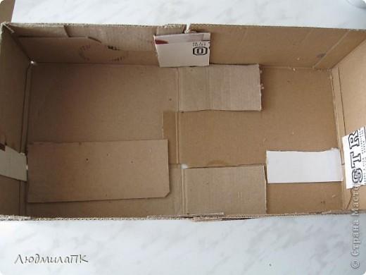 Декор предметов, Мастер-класс: Оформление коробки для подарочного набора МК Бусинки, Коробки, Ткань День рождения, Свадьба. Фото 6