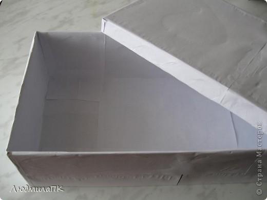 Декор предметов, Мастер-класс: Оформление коробки для подарочного набора МК Бусинки, Коробки, Ткань День рождения, Свадьба. Фото 7