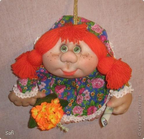 Куклы попик своими руками фото