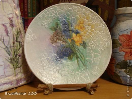 Декор предметов, Мастер-класс,  Декупаж, : ... Краска, Салфетки, Скорлупа яичная . Фото 1