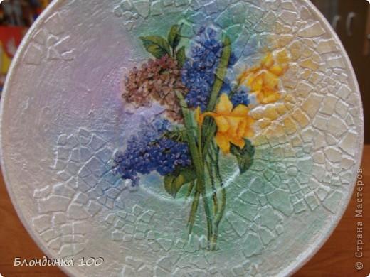 Декор предметов, Мастер-класс,  Декупаж, : ... Краска, Салфетки, Скорлупа яичная . Фото 8