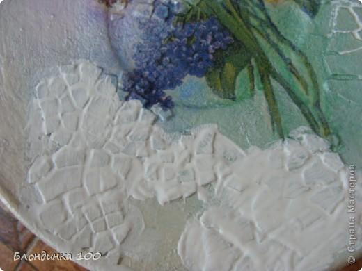 Декор предметов, Мастер-класс,  Декупаж, : ... Краска, Салфетки, Скорлупа яичная . Фото 9