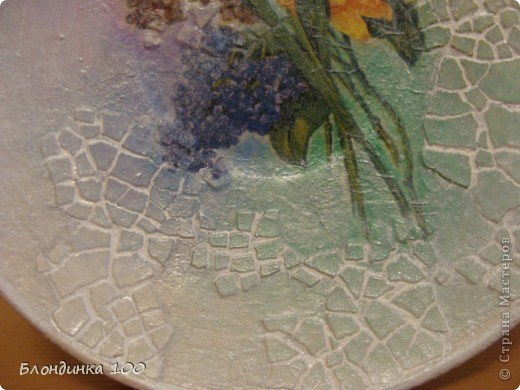 Декор предметов, Мастер-класс,  Декупаж, : ... Краска, Салфетки, Скорлупа яичная . Фото 12